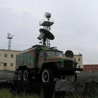 Станция космической связи «Кристалл», Норильск