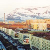 Putarana,Norilsk -from ftp2.kanal7.ru, Норильск