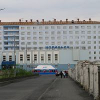 Гостиница, Норильск