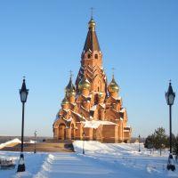 Храм в Лесосибирске, Пировское