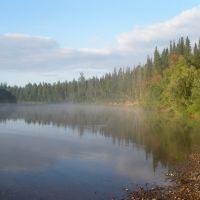 Река Кемь 6 утра, Пировское