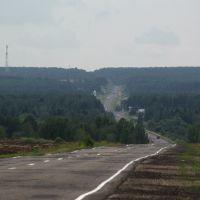 Енисейский тракт., Пировское