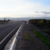 Объездная дорога, Пировское