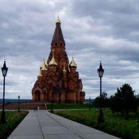 Храм, Пировское