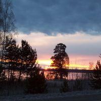 Sunrise 8-00, Пировское