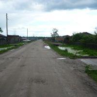 дорога июнь 2008, Пировское