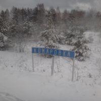 О.п. Комаровка, Пировское