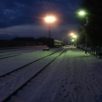 Станция Лесосибирск, Пировское