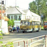 Busstop, Пировское