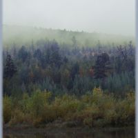Panimba river, Северо-Енисейский