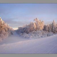 Зимняя сказка, Северо-Енисейский