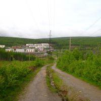 Вахтовый поселок, Северо-Енисейский