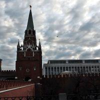 克理毋林宮 ( Moscow , Russia), Северо-Енисейский