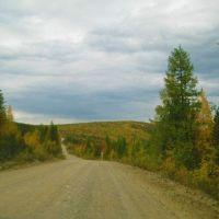 Дорога, Северо-Енисейский, Северо-Енисейский