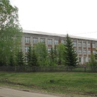 Школа №2  Красноярский край, с. Тасеево 1 июня 2009г., Тасеево