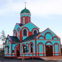 Свято - Троицкий храм в Туре., Тура