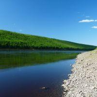 Река Кочечум, Тура
