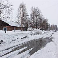 Весна пришла., Туруханск