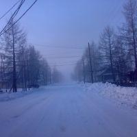 Мороз!!!, Туруханск