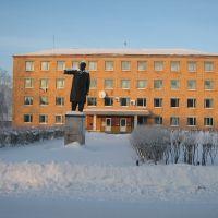 Ленин, Тюхтет