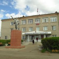 Uzhur district administration, Ужур