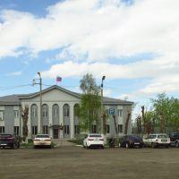 Uzhur disrtict court, Ужур