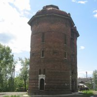 The old water tower, Уяр