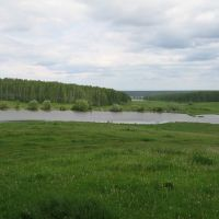 Smal lakes, Уяр