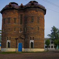 Водонапорная башня, Уяр