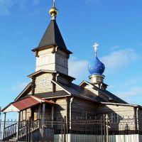 Богоявленский храм., Хатанга