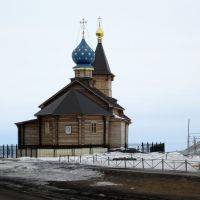 Церковь в Хатанге, Хатанга