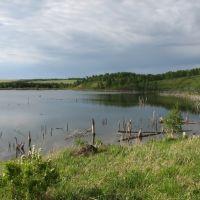Озеро Раухова Мельница, Шалинское