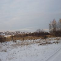 Окраины Шалинского., Шалинское