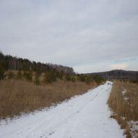 покидая Казанчеж. 2013-10-26., Шалинское