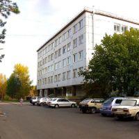 Центральная городская больница г. Сосновоборска 2006 г., Сосновоборск