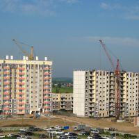 Сосновоборск строится, Сосновоборск