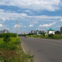 Улица Ленинского комсомола, Сосновоборск