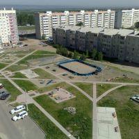 Детская площадка, Сосновоборск