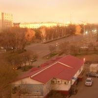 Энтузиастов, Сосновоборск