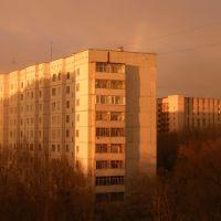 """""""Китайская стена"""", Сосновоборск"""