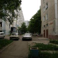 Кама, Сосновоборск
