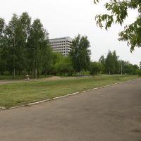Аллея ветеранов, Сосновоборск