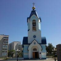 Введенский храм г. Сосновоборск, Сосновоборск