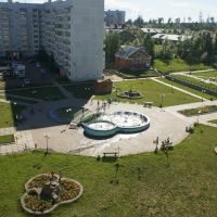Бульвар, Кодинск