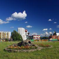 Металлокаменный цветок, Кодинск