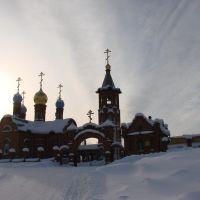 Храм, Кодинск