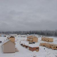 Вид из окна, Усенко 2, Кодинск