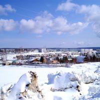 Вид на Кодинск, Кодинск