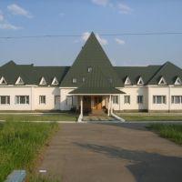 """Гостиница """"Пресс-центр"""", Кодинск"""