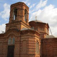 Старая церковь в селе Рычково (Old church in the village Rychkovо), Глядянское